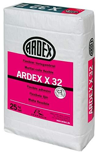 ARDEX X 32 Flexibler Verlegemörtel 25 kg/ Sack