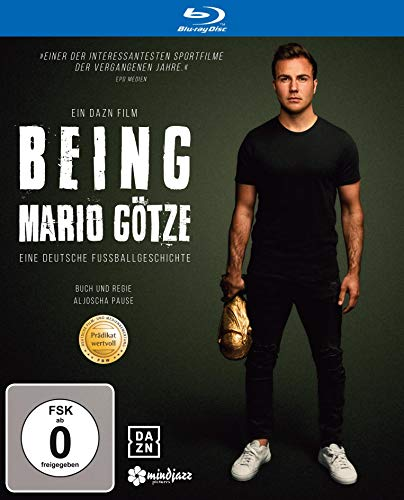 Being Mario Götze [Blu-ray]