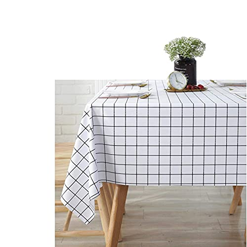 GDFG Checkered Tablecloth (2Pack) Only $6.28 (Retail $25.12)