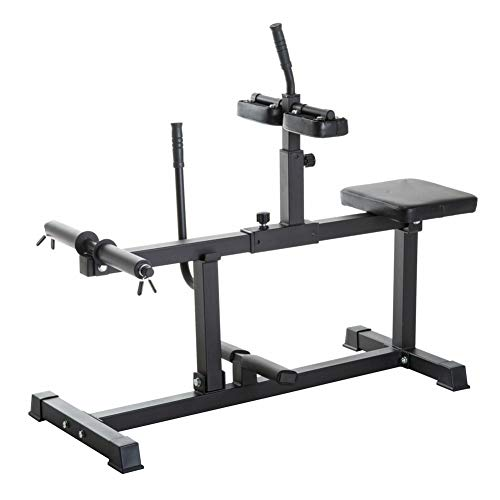 Hypeshops Seated Calf Raise Machine Home Gym Strength Training Equipment Exercise