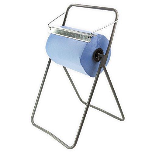 DEMA Putztuchrollen-Bodenständer 40 cm Metall