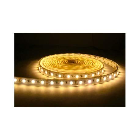 Bandeau LED 36W (200W) 24V IP20 (nu) Blanc chaud 2700°K