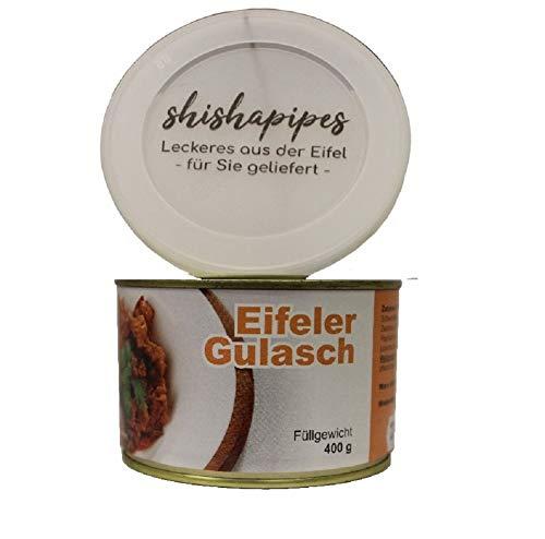 Eifeler Metzger Gulasch in der Dose Inhalt 400 g
