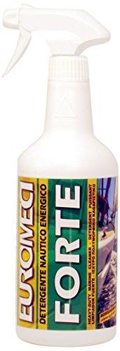 EUROMECI Forte, Detergente sgrassante Nautico energico, 750 ml
