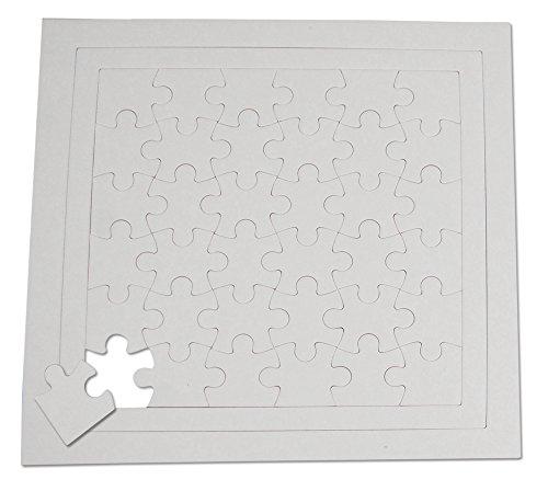 Henbea- 5 puzles de 36 Piezas 839/C