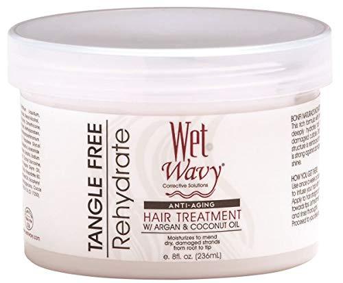 Wet N Wavy Anti Agin Ranking TOP6 gift Hair Pack of 6 Treatment