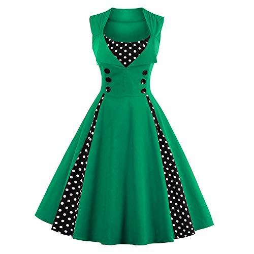 Vestidos Vintage 50