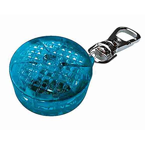 Trixie Flasher pour Chiens 3,5 cm Bleu