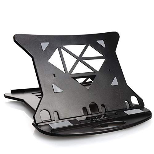 TARTIERY Laptop PC Unterstützung Ständer Halter Faltbare Tragbare Ergonomische Einstellbare Für Bett Büro Tablet Ständer Lift Drehen 360 Grad Für IPad Pro MacBook Surface Pro Andere Laptops