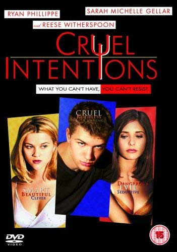 Cruel Intensions [Reino Unido] [DVD]