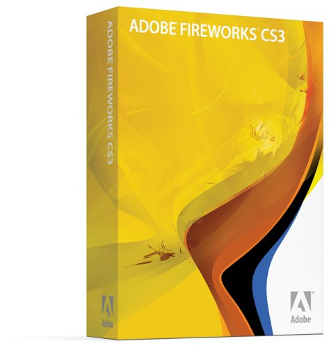 Adobe Fireworks CS3 - UPGRADE