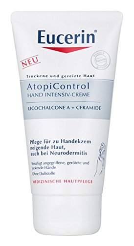 Eucerin Atopicontrol Hand Cream 75ml