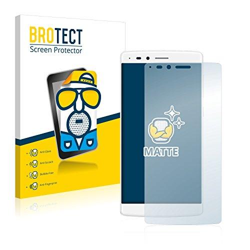 BROTECT 2X Entspiegelungs-Schutzfolie kompatibel mit Vernee Apollo Lite Bildschirmschutz-Folie Matt, Anti-Reflex, Anti-Fingerprint