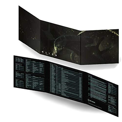 GPR Alien: Das Rollenspiel - Spielleiterschirm deutsch