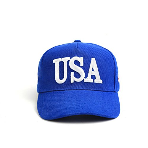 CATOP Make America Great Again - Donald Trump Sun Visor Hats American Flag Baseball Cap Unisex 2020 Campaign Cap