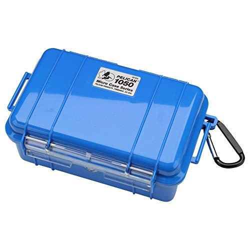 Pelikaan (Pelican) Kleine waterdichte koffer 1050HK blauw 1050HKBL 0,7L