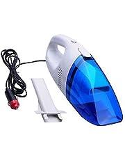 BK SALES Car Vacuum Cleaner Handheld Mini Super Suction and Car Dry Vacuum Cleaner for Cleaning Car, Bike and Homes, USB car Vacuum Vacuum Cleaner Filter