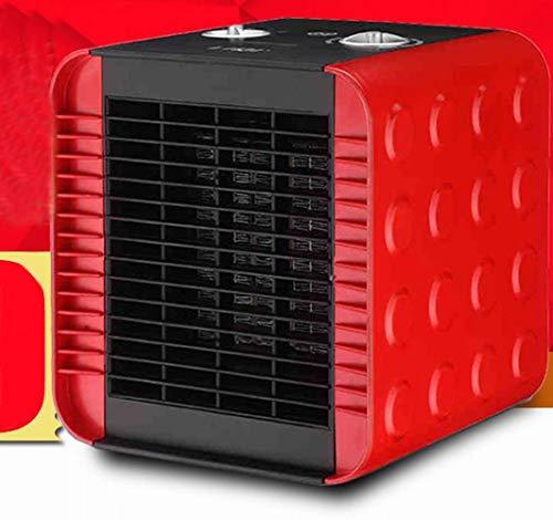 Draagbare kachel Elektrische kachel Mini Huishoudelijke Energiebesparende kachel Ventilator Badkamer Gebruik GZ