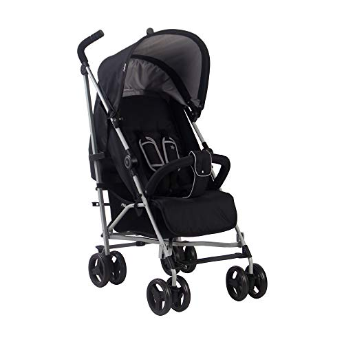 My Babiie MB02 Black Stroller