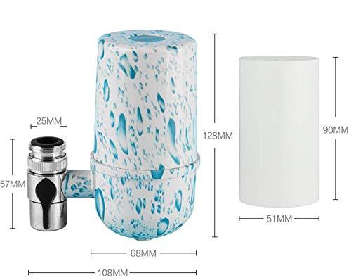 CYYCY Filtro de Agua casero del Grifo de la Cocina del purificador ...