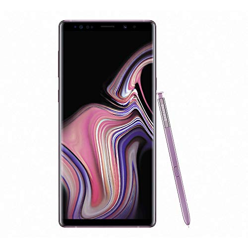 Samsung Note 9, Dual SIM, 128GB, Purple - International Version