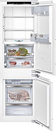 Siemens KI84FPDD0 iQ700 - Congelador integrado (D, 195 kWh/año, 233 l, lowFrost, hyperFresh Premium 0°, gran caja, iluminación LED)