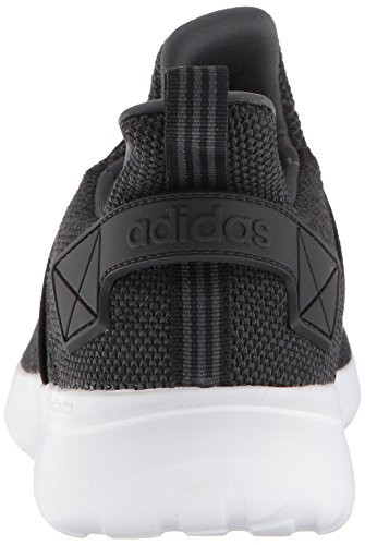 adidas Men's Lite Racer Adapt Running Shoe, Black/Core Black/Grey, 9 M US 4