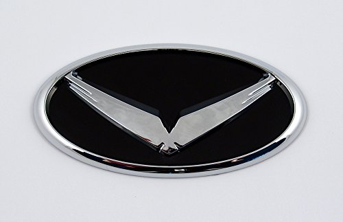 Zubehör für KIA Sportage 2010-2015 3D Emblem Eagle Adler für das Kühlergrill Grill Logo Tuning Grille