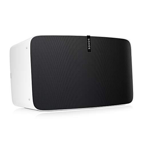 Sonos PLAY:5 Smart Speaker Multiroom Wireless Hi-Fi, Bianco