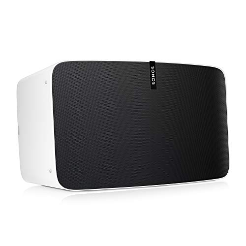 Sonos PLAY:5 Smart Speaker Multiroom Wireless Hi-Fi, Bianco