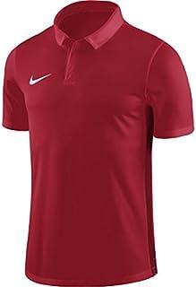Adult Mens Nike Academy Polo Golf Polo Swoosh Logo Dri-Fit