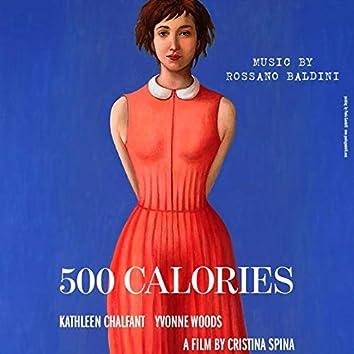 500 Calories (Colonna Sonora Orignale del FIlm)
