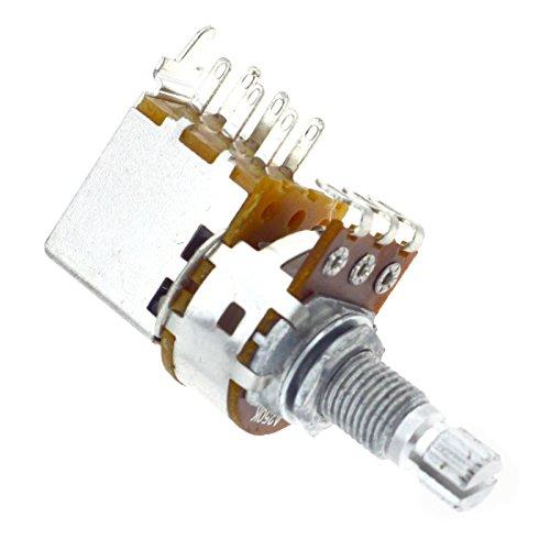 Push/Pull Topf/Schalter A250k Ohm Gitarre Poti Potentiometer für E-Gitarren