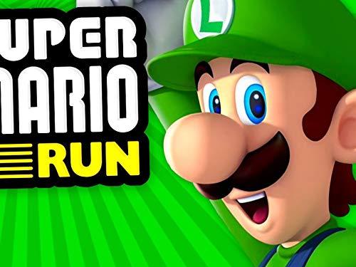 Clip: Luigi Unlocked! World 4 Completed!