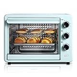 SHUI Horno de tostadora multifunción doméstica Automático 30L Horno Horno Pizza Horno Panadería Horno eléctrico para Hornear
