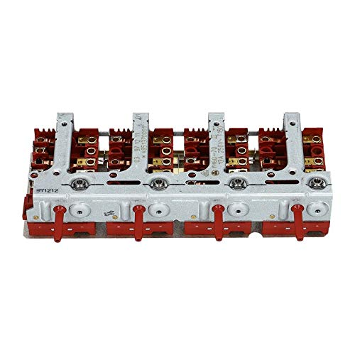 Bosch Siemens Energieregler Kochplattenschalterblock 4er-Einheit YH60-70 Kochplatte Kochfeld Herd 096772