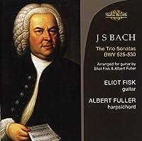 Bach, J.S.: the Trio Sonatas