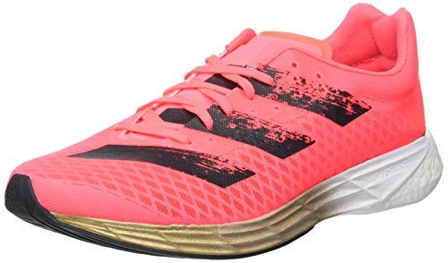 adidas Adizero Pro M, Zapatillas para Correr Hombre, Rose Noir Rose, 43 1/3 EU ✅
