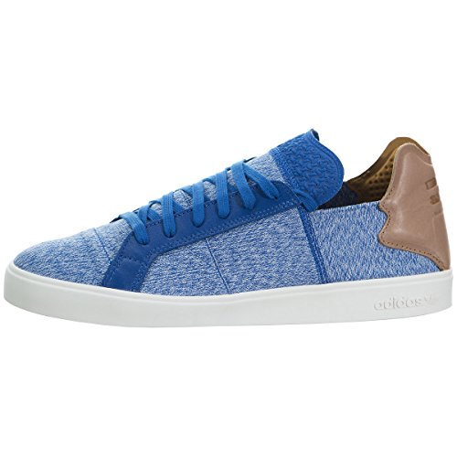 adidas Vulc Lace Up Pharrell Williams AQ5779 Herren Schuhe Blau - Grösse: EU 40 UK 6.5