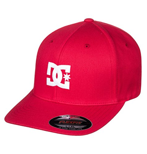 DC Shoes Cap Star - Cap for Men - Kappe - Männer - Rot