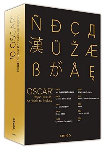 Pack 10 OSCAR a la Mejor Película de Habla no Inglesa [DVD]