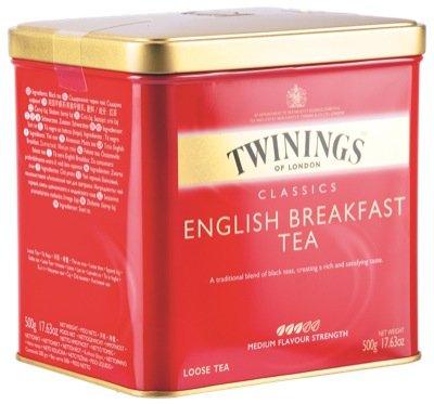 Twinings Tee Dose 500g, Engl.Breakfast