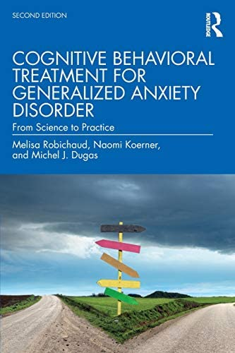 Cognitive Behavioral Treatment for Generalized Anxiety Disorder product image