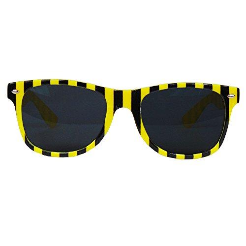 Partybob Bienenkostüm Brille - Sonnenbrille Biene