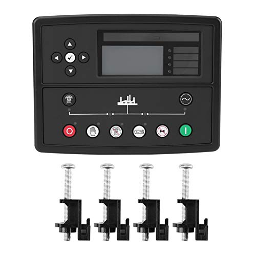 SUCIE Remote Monitoring Generator Monitor, Generator Controller, for Diesel Generator