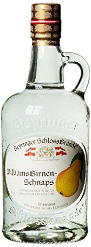 Seyringer Williams Birnen Schnaps Obstbrände (1 x 0.5 l)