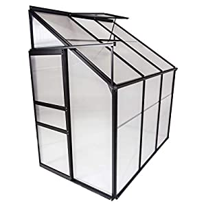 OGrow OGAL-46A Greenhouse, Clear