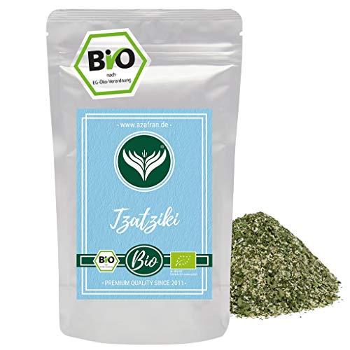 Azafran Bio Tzatziki Gewürz / Gewürzmischung für Quark Dip Sauce 250g