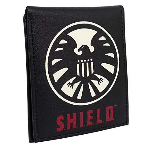 Carteira dobrável Marvel Agents of Shield