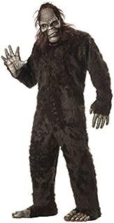 Men's Big Foot Costume